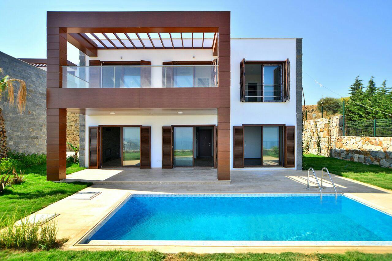 Bodrum Gümüşlük'te Satılık Villa